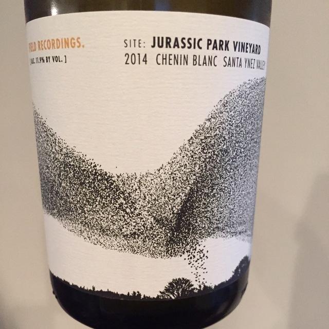 Jurassic Park Vineyard Chenin Blanc 2014