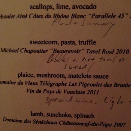 Vignobles Brunier ( Frédéric & Daniel Brunier ) Vin de Pays de Vaucluse Le Pigeoulet Rouge Grenache Blend 2016