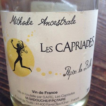 Pascal Potaire Les Capriades Pèpin la Bulle Chardonnay 2013 (1500ml)