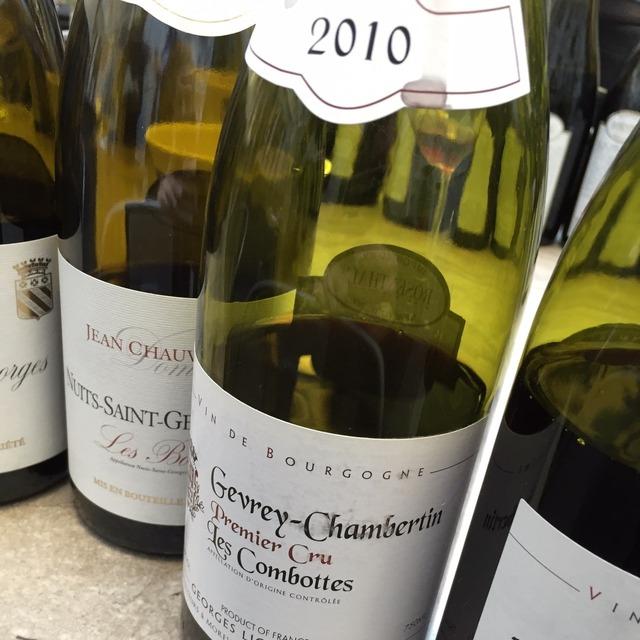 Les Combottes Gevrey-Chambertin 1er Cru Pinot Noir 2010