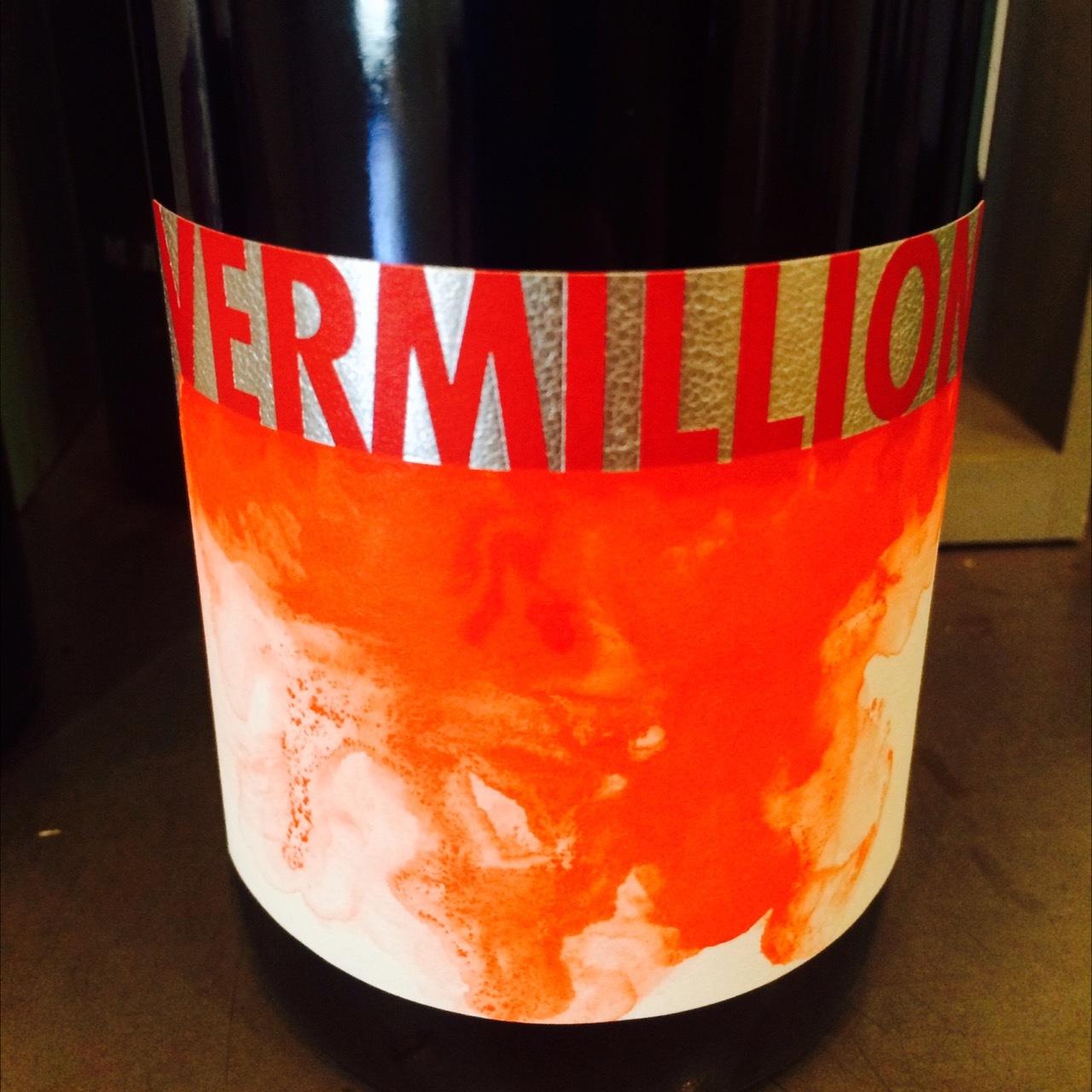 Vermillion Wine (Helen Keplinger) Vermillion California Red Blend 2015