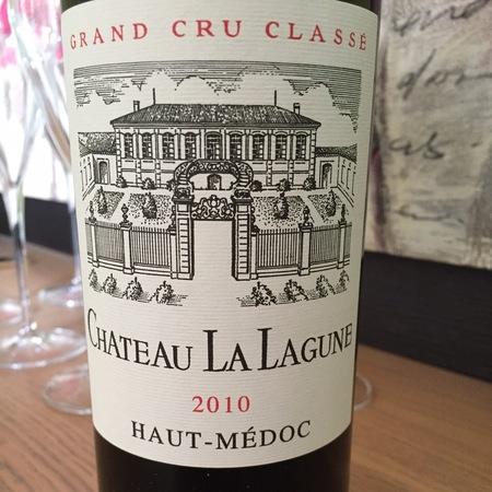 Château La Lagune Haut-Médoc Red Bordeaux Blend 2010