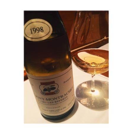 Louis Carillon et Fils Les Referts Puligny-Montrachet 1er Cru Chardonnay 2013