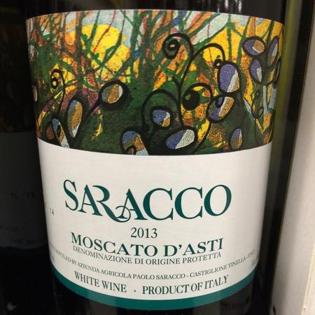 Saracco Moscato d'Asti  2016