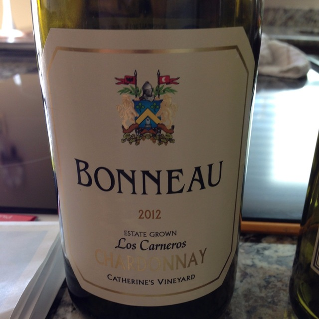 Los Carneros Catherine's Vineyard Chardonnay 2012