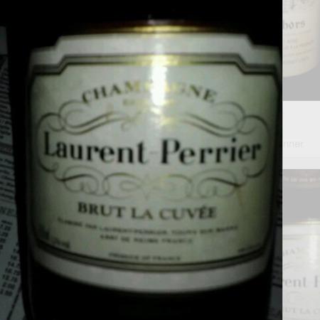 Laurent-Perrier Brut La Cuvée Champagne Blend NV (187ml)