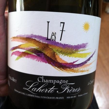 Laherte Frères Les 7 Extra Brut Champagne NV