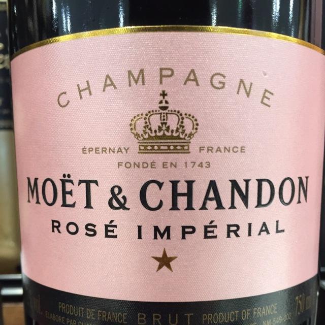 Rosé Impérial Brut Champagne Blend NV