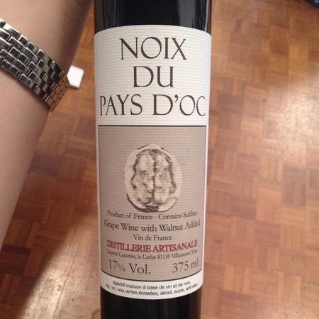 Distillerie Cazottes (Laurent Cazottes) Noix du Pays d'Oc Red Blend NV (375ml)
