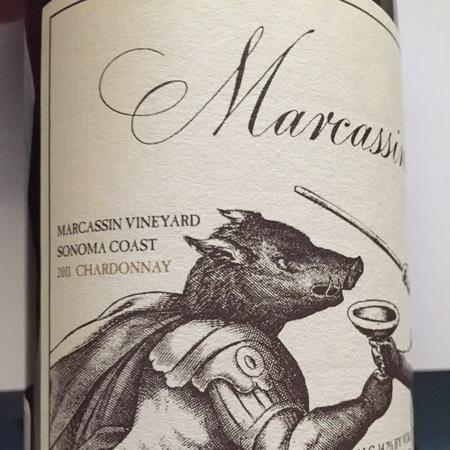Marcassin Marcassin Vineyard Chardonnay 2011