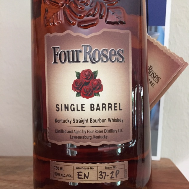 Single Barrel Kentucky Straight Bourbon Whiskey NV