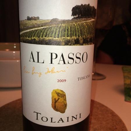 Tolaini Al Passo Toscana Merlot Sangiovese 2014 (750ml 12bottle)