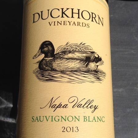 Duckhorn Vineyards Napa Valley Sauvignon Blanc 2016