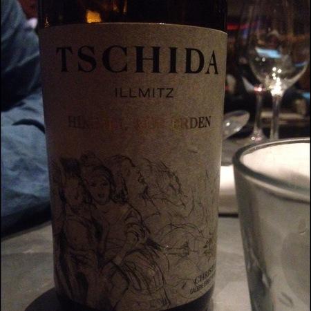 Christian Tschida Himmel auf Erden White Blend 2016