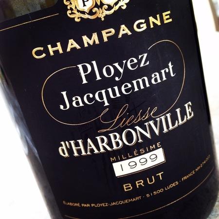 Ployez-Jacquemart Liesse d'Harbonville Brut Champagne Blend 1999