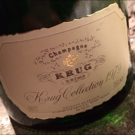 Krug Krug Collection Brut Champagne 1979 (1500ml)