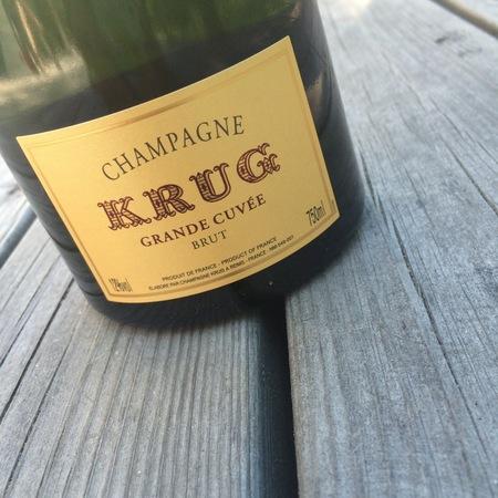 Krug Grande Cuvée Brut Champagne Blend NV
