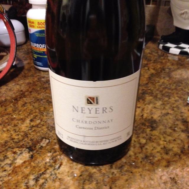 Carneros District Chardonnay 2013