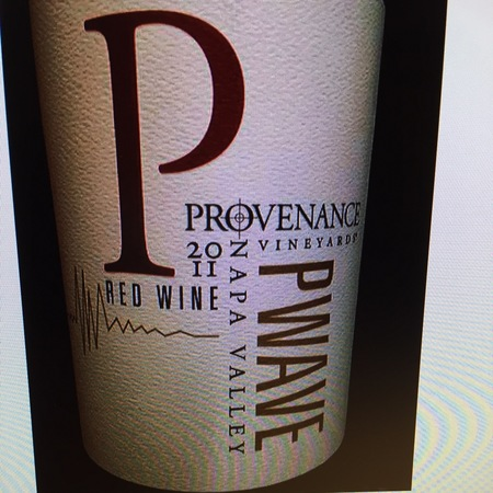 Provenance Vineyards PWave Napa Valley Cabernet Sauvignon Blend NV