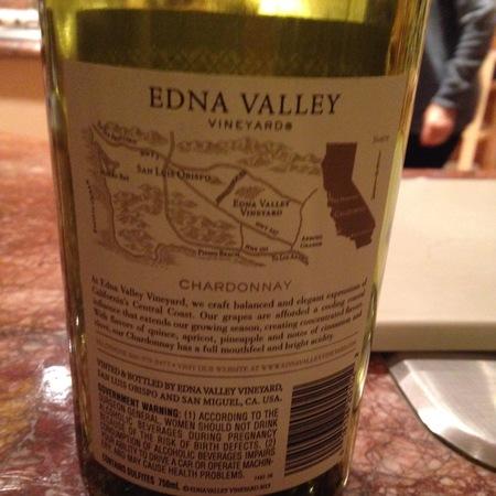 Edna Valley Vineyard Edna Valley Chardonnay 2015