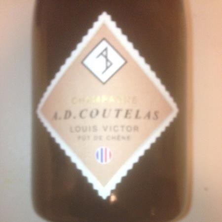 A.D. Coutelas Louis Victor Champagne Blend NV