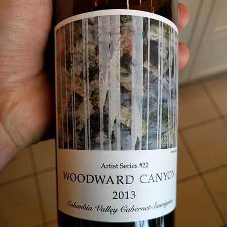 Woodward Canyon Artist Series #22 Columbia Valley Cabernet Sauvignon 2013