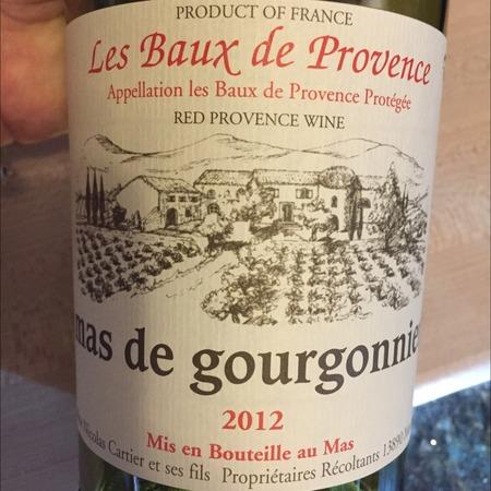 Mas de Gourgonnier Les Baux-de-Provence Grenache Blend 2015