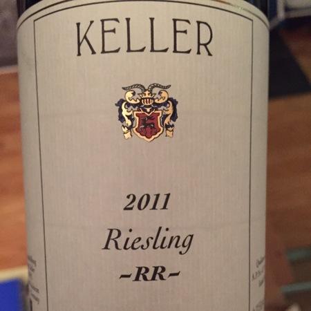 Weingut Keller RR Rheinhessen Riesling  2011