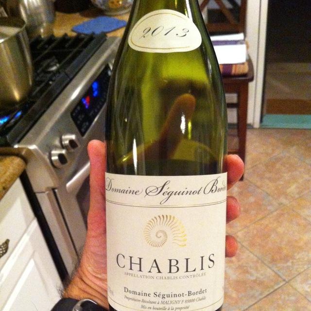 Chablis Chardonnay NV (375ml)