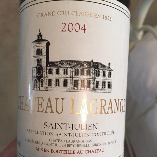 Saint-Julien Red Bordeaux Blend 2004