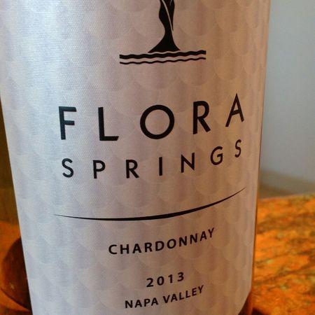 Flora Springs Napa Valley Merlot 2013