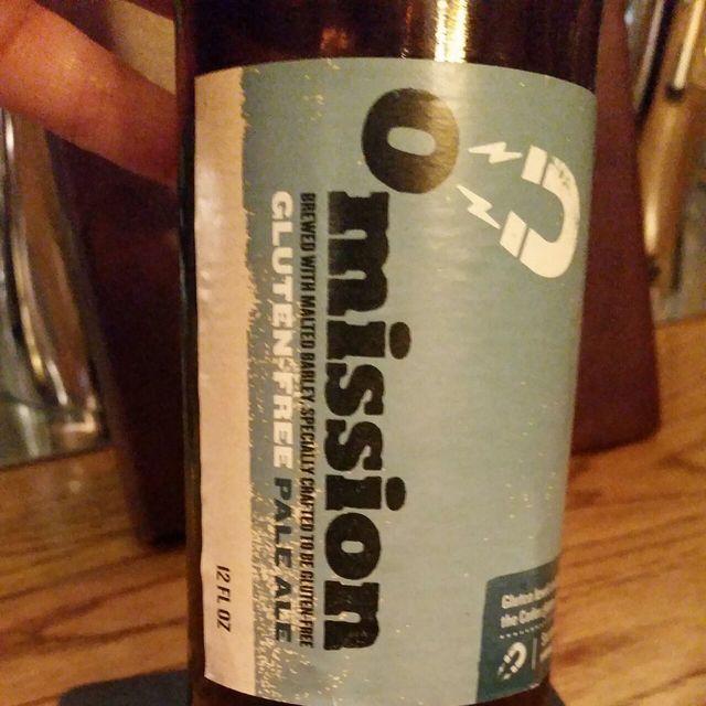 Omission Glutenfree Pale Ale NV