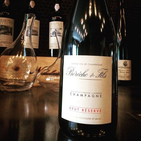 Bereche et Fils Champagne Brut Reserve Pinot Noir Blend NV (1500ml)
