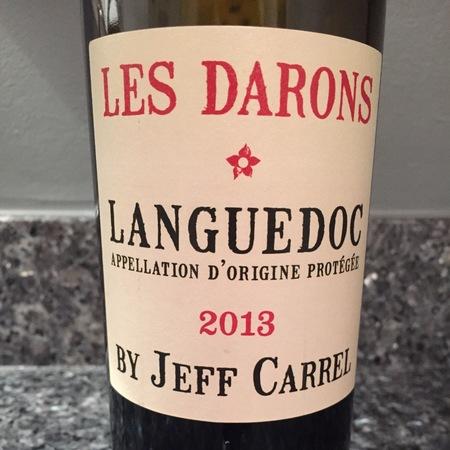 Jeff Carrel Les Darons Languedoc Grenache Blend 2015