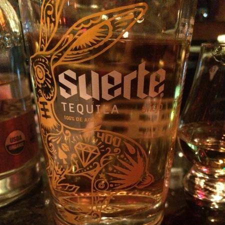 Suerte Tequila Añejo Tequila NV