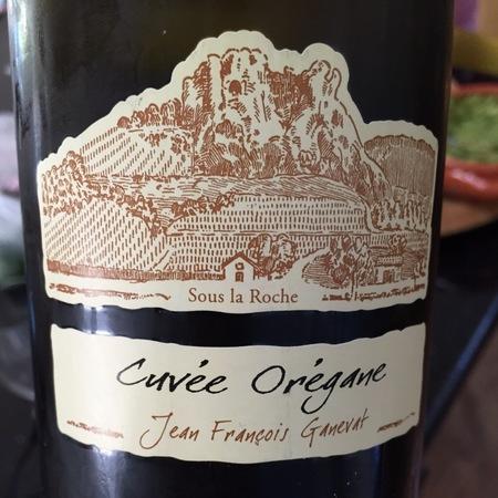 Jean François Ganevat Cuvée Orégane Savagnin Chardonnay 2014