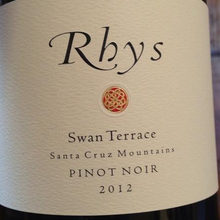 Rhys Vineyards Swan Terrace Pinot Noir 2012