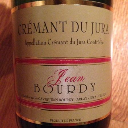 Jean Bourdy Crémant du Jura Chardonnay NV