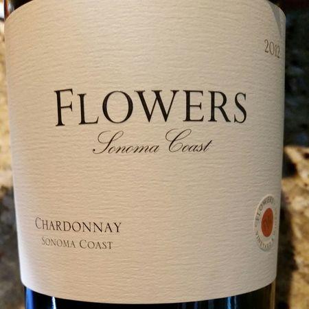 Flowers Vineyard & Winery Sonoma Coast Chardonnay 2015
