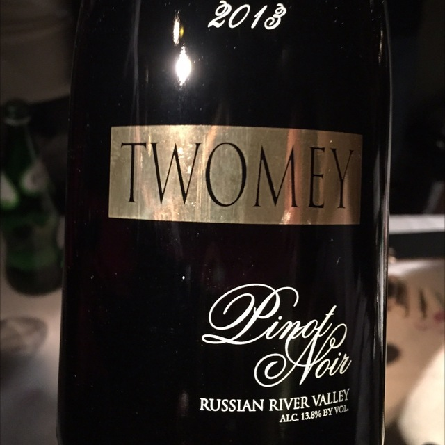 Russian River Valley Pinot Noir  2013