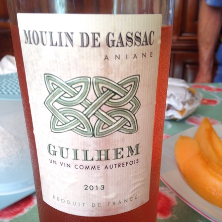 Daumas Gassac Moulin de Gassac Rosé Blend 2016