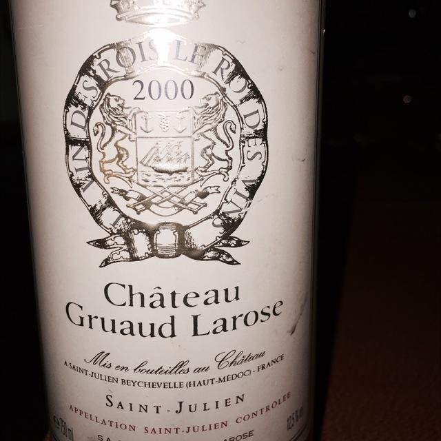 Saint-Julien Red Bordeaux Blend 2015