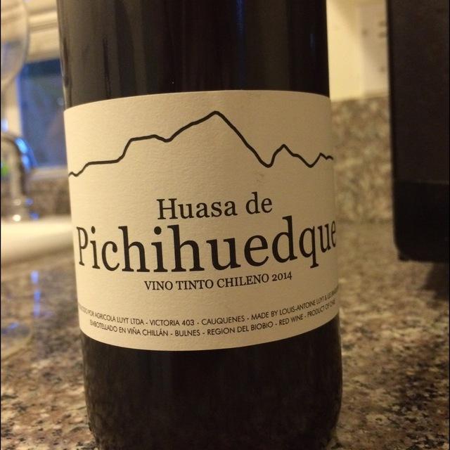 Huasa de Pichihuedque Red Blend 2014