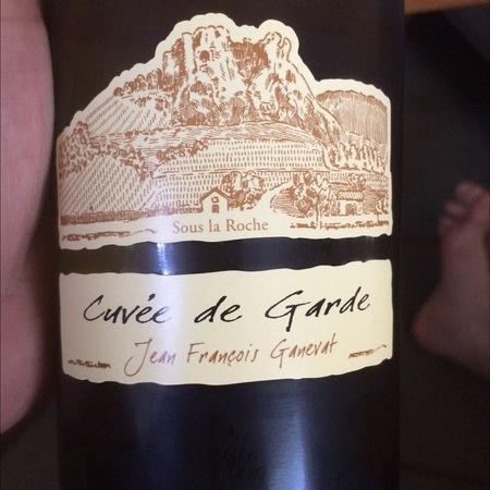 Jean François Ganevat Cuvée de Garde Chardonnay Savagnin NV