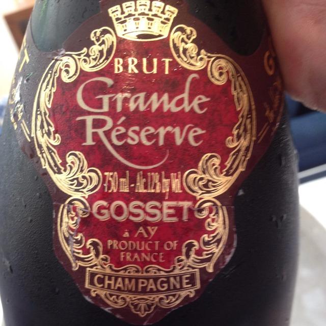 Grande Réserve Brut Champagne Blend NV