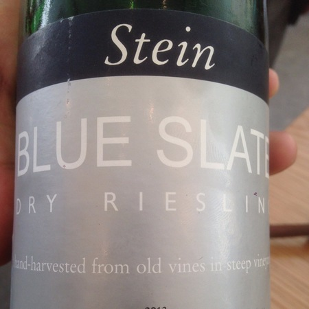 Wein-Erbhof Stein Blue Slate Dry Riesling 2016