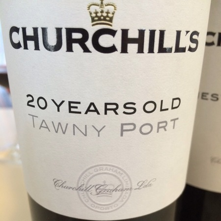 Churchill's Churchill's 20 Years Old Tawny Douro Port Blend NV