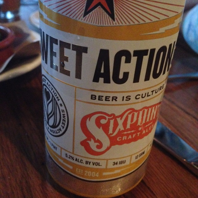 Sweet Action Beer NV