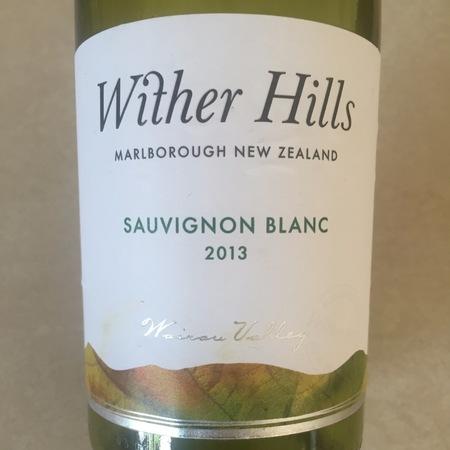 Wither Hills Marlborough Sauvignon Blanc 2016