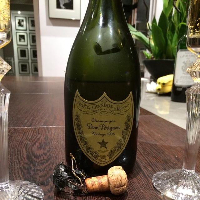 Dom Pérignon Brut Champagne Blend 2003